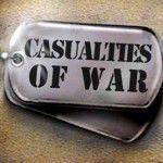 Casualties of War Infographic