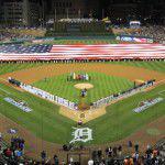 2014 Detroit Tigers Law Enforcement Night