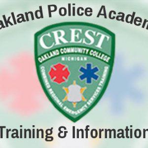 Oakland Police Academy Training
