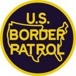 Border Patrol Agent badge/logo.