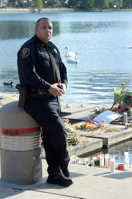 Officer Omar Delgado, Pulse Nightclub responder
