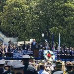 trump speaking at police week