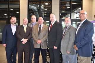 Michigan Legislative Consultants POAM Executive Board Members