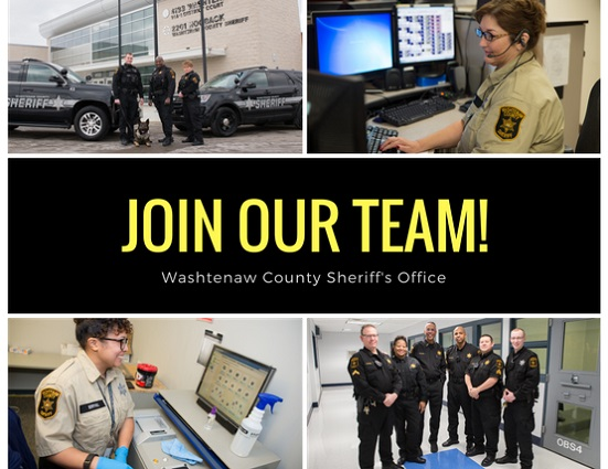 Sheriff's Office Washtenaw County
