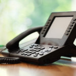 Contact the Police Officers Association of Michigan | Image of a desk phone | Sandusky Police Department