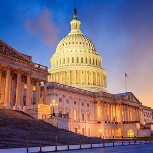 POAM Washington Update   July POAM Washington Update   Image of the United States Capitol   Legislature Strike Deal   Fiscal Year 2020