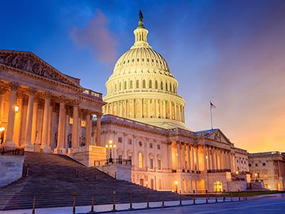 POAM Washington Update | July POAM Washington Update | Image of the United States Capitol | Legislature Strike Deal | Fiscal Year 2020