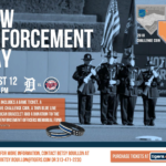 comerica law enforcement day 2018