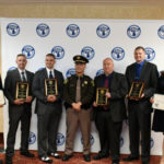Clare County DSA Officers Receive P.O. of the Year Awards - POAM Annual Convention 2019