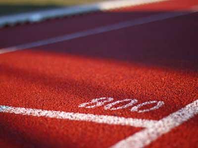 Race Track   5K Race