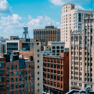 Downtown Detroit Buildings | WCDSA Announcements | COVID-19 January Updates 2021