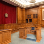 Empty courtroom | Courts Position | Municipal Center | Hall of Justice | House Resolution No 277