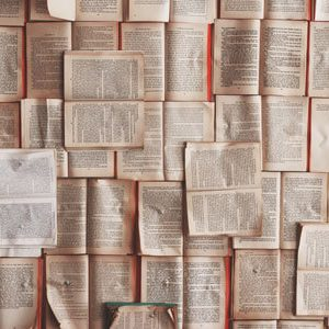 William Lenaghan | Image of book pages