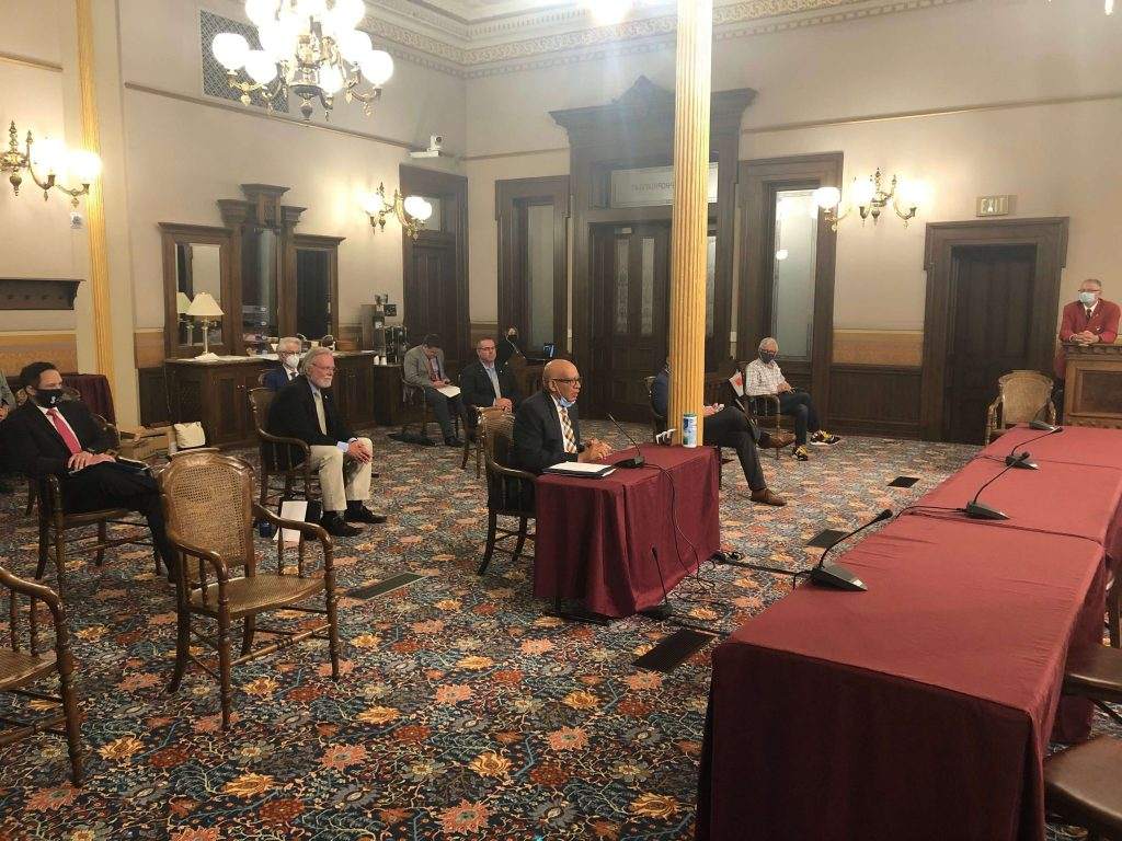House Testimony | WCDSA President Testifying in Lansing