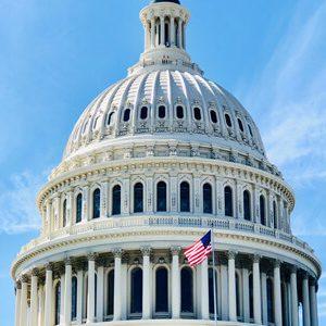 Capitol building in Washington, D.C. | John James Endorsement | 2020 Political Endorsements | May 2021 POAM Washington Report
