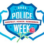 National Police Week 2021 Logo