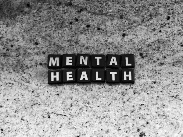 Mental Health letter blocks | SAMHSA Bulletin information