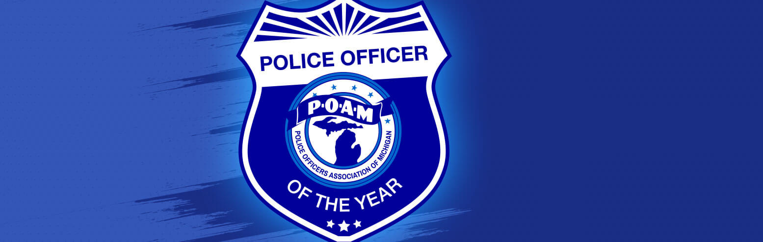 poam police officer of the year
